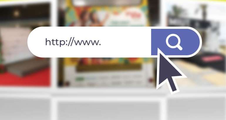 Lançamento de Website